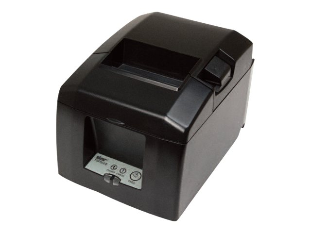 Star Micronics TSP654IIU Swappable USB Thermal Printer - Putty w  Cutter & Power Supply