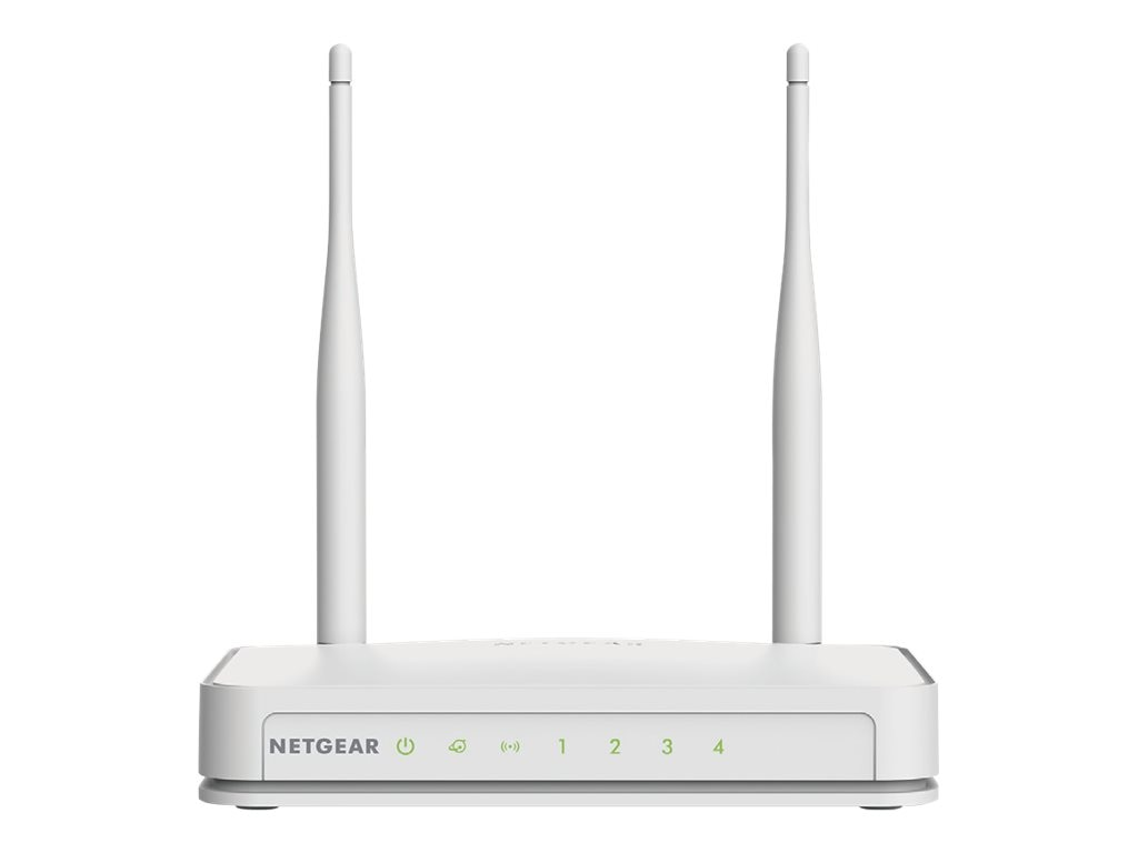 Netgear N300 Wireless Router With External Antenna, WNR2020-200PAS, 18111796, Wireless Routers