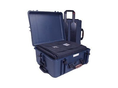 Panasonic PortaBrace w  Hard Case, Soft Case