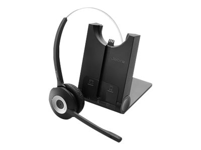 Jabra PRO 925 BT Dual Connectivity Headpones for Desk Phones & Mobile Devices, 925-15-508-205