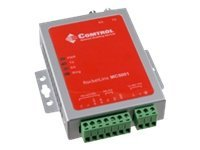 Comtrol RocketLinx MC5001 Single-Mode Serial to Fiber, 32000-5, 30789807, Network Transceivers