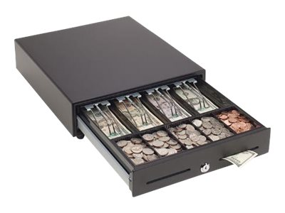MMF POS VAL-u Line 14w x 16d Manual Touch Release 4-Bill 5-Coin Till Capacity, MMFVAL1416M04, 20521524, Cash Drawers