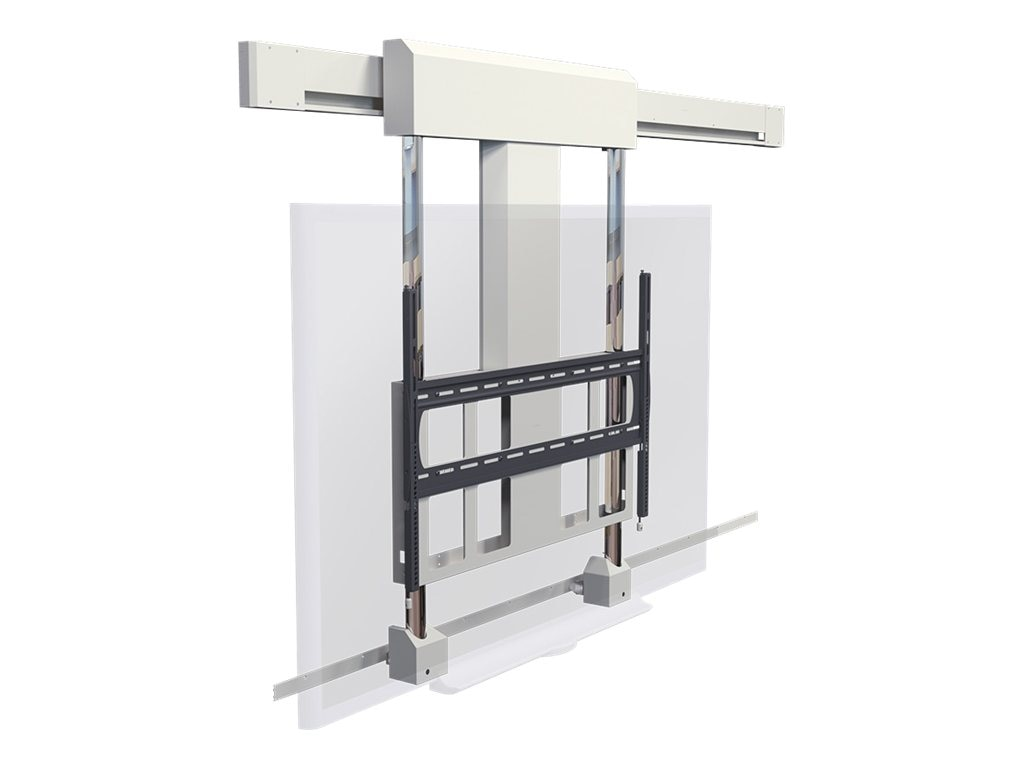Premier Mounts Flat Panel LCD Slider Mount with Motorized Lifting and Lowering System