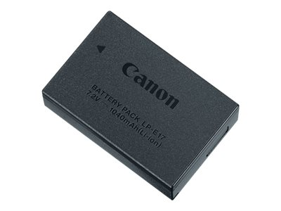 Canon LP-E17 Lithium-Ion Battery Pack, 9967B002