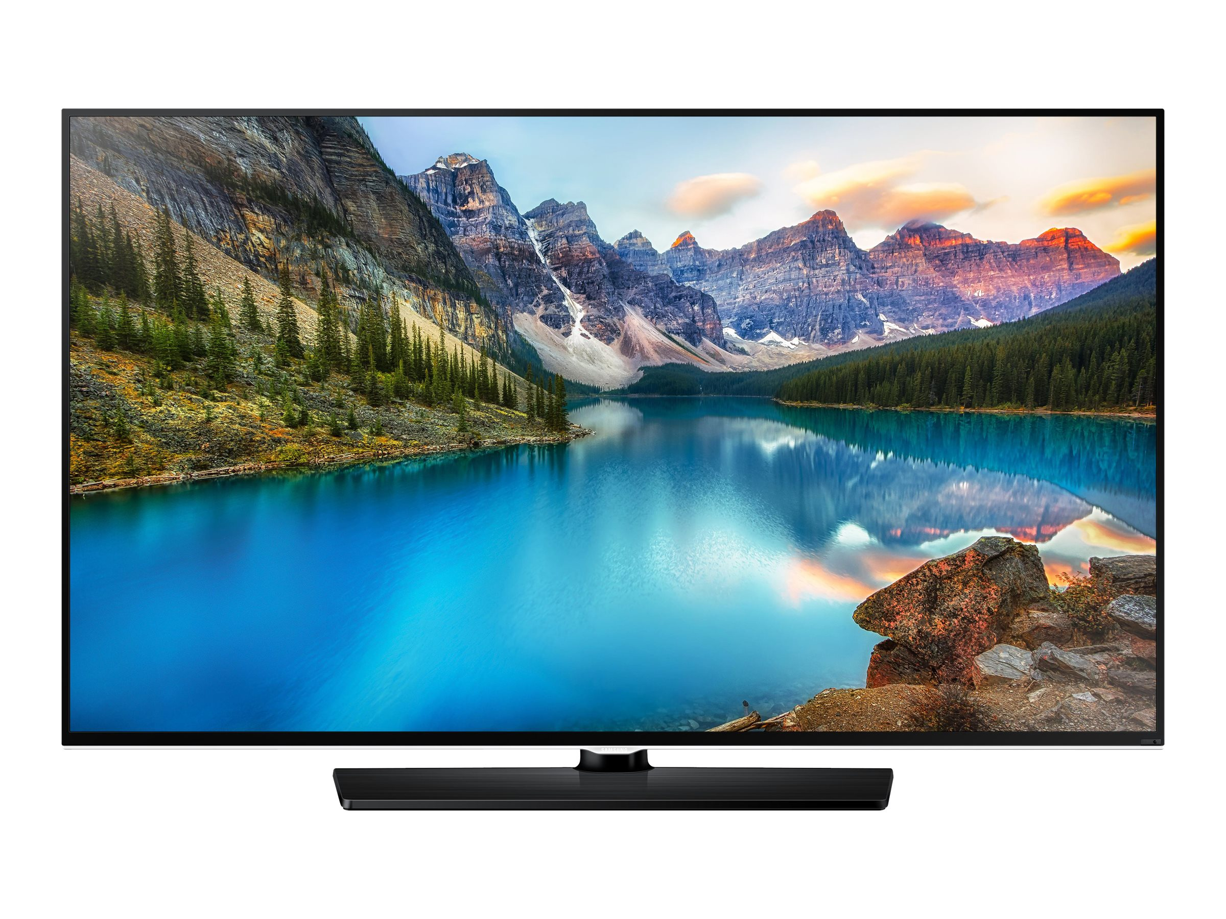 "Open Box Samsung 40"" 677 Series Full HD LED-LCD Hospitality TV, Black, HG40ND677DFXZA, 30981006, Televisions - LED-LCD Commercial"