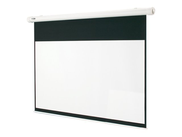 Draper Salara Series M Manual Projection Screen with AutoReturn, Matte White, 16:10, 109