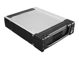 Vantec EZ Swap 3.5 SATA SAS Hard Drive Mobile Rack (Full Kit), MRK-320ST-BK, 19099215, Drive Mounting Hardware