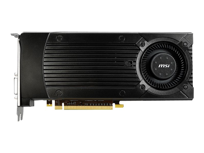 Microstar GeForce GTX 960 PCIe 3.0 Graphics Card, 2GB GDDR5, GTX 960 2GD5, 18386116, Graphics/Video Accelerators
