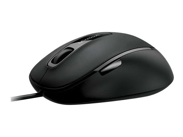 Microsoft Comfort Mouse 4500 USB for Business, Black