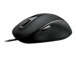 Microsoft Comfort Mouse 4500 USB for Business, Black, 4EH-00004, 12874856, Mice & Cursor Control Devices