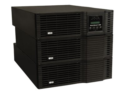 Tripp Lite 6000VA UPS Smart Online Rack Tower PureSine 6kVA 200-240V Hardwired, SU6000RT3U, 303343, Battery Backup/UPS