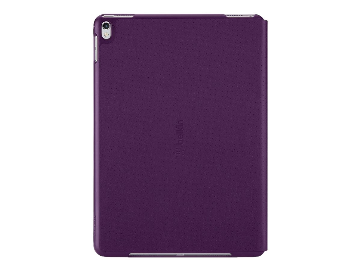 Belkin Tri-fold Cover for iPad Pro 9.7, Pinot, F7N350BTC01-TL