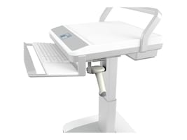 Humanscale T7 Universal Scanner Braket, T7-U-SC-BKT, 15610400, Cart & Wall Station Accessories