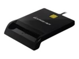 IOGEAR USB Common Access Card Reader (Non-TAA), GSR212, 19802290, PC Card/Flash Memory Readers