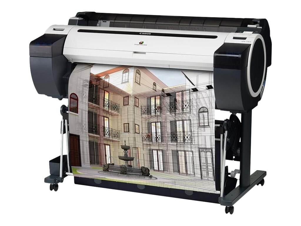 Canon imagePROGRAF iPF785 Large-Format Color Printer, 8966B002AA