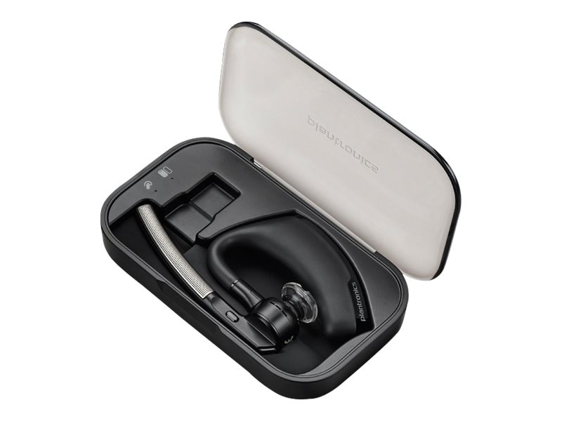 Plantronics B235-M Voyager Legend Headset, 8768001, 15043100, Headsets (w/ microphone)