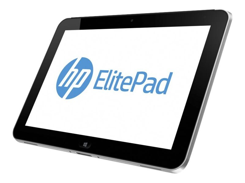 HP ElitePad 900 1.8GHz processor Windows 8 Professional