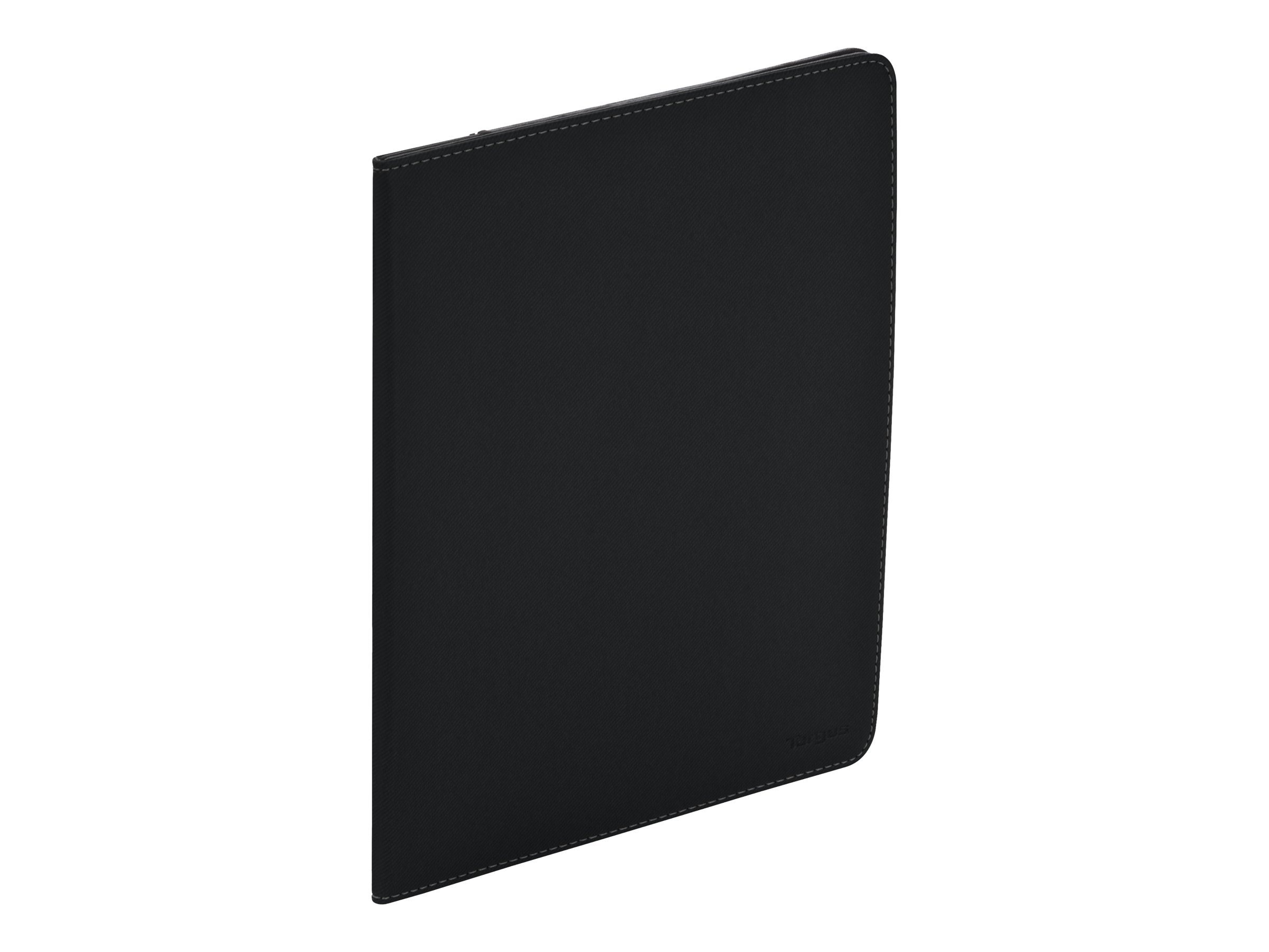 Targus Simply Basic Cover for iPad 3, Black, THZ158US, 13765176, Carrying Cases - Tablets & eReaders