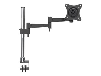 Manhattan LCD Monitor Pole, Black, 423786, 19964521, Stands & Mounts - AV