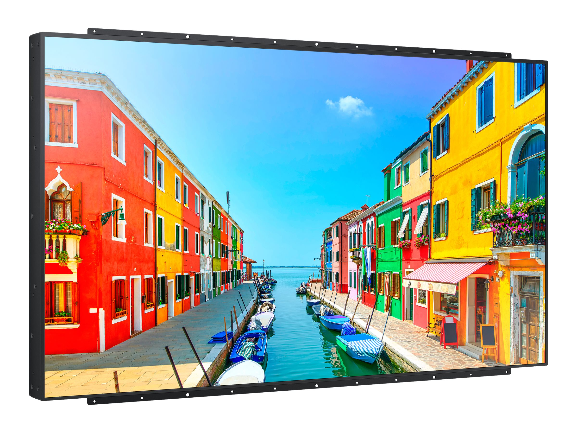 Samsung 55 OMD-K Series Full HD LED-LCD Outdoor Display, Black, OM55D-K