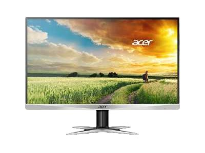 Acer 25 G257HU smidpx WQHD LED-LCD IPS Monitor, Black