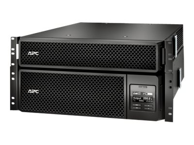 APC Smart-UPS SRT 5000VA RM 208V to 120V 2U, Step-Down Transformer, Extended Runtime, SRT5KRMXLT-5KTF