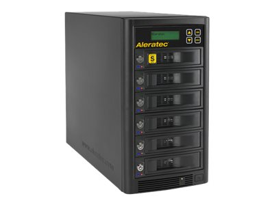 Aleratec 1:5 HDD Copy Cruiser High Speed Wireless Hard Drive Duplicator, 350135