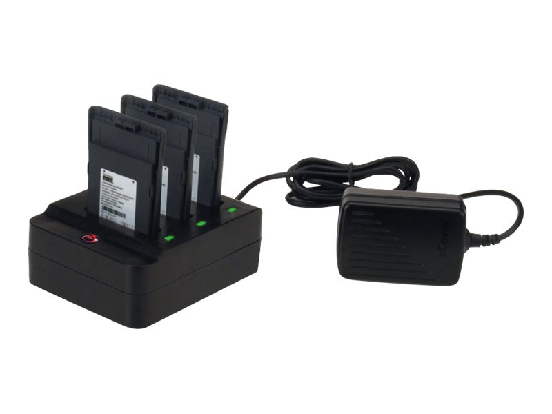 Zcover zAdapter Unified Battery Charger Set w  AC Adapter for Cisco Unified 7921G Wireless IP Phone