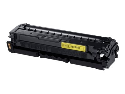 Samsung Yellow High Yield Toner Cartridge for SL-C3010DW & SL-C3060FW, CLT-Y503L/XAA