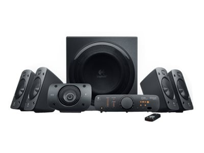 Logitech Z906 5.1 Surround Sound Speakers, 980-000467, 11867890, Speakers - PC