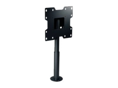Peerless Desktop Swivel Mount for Flat Panel Screens with VESA Mounting Hole Patterns, Black, HP432-002, 9076781, Stands & Mounts - AV