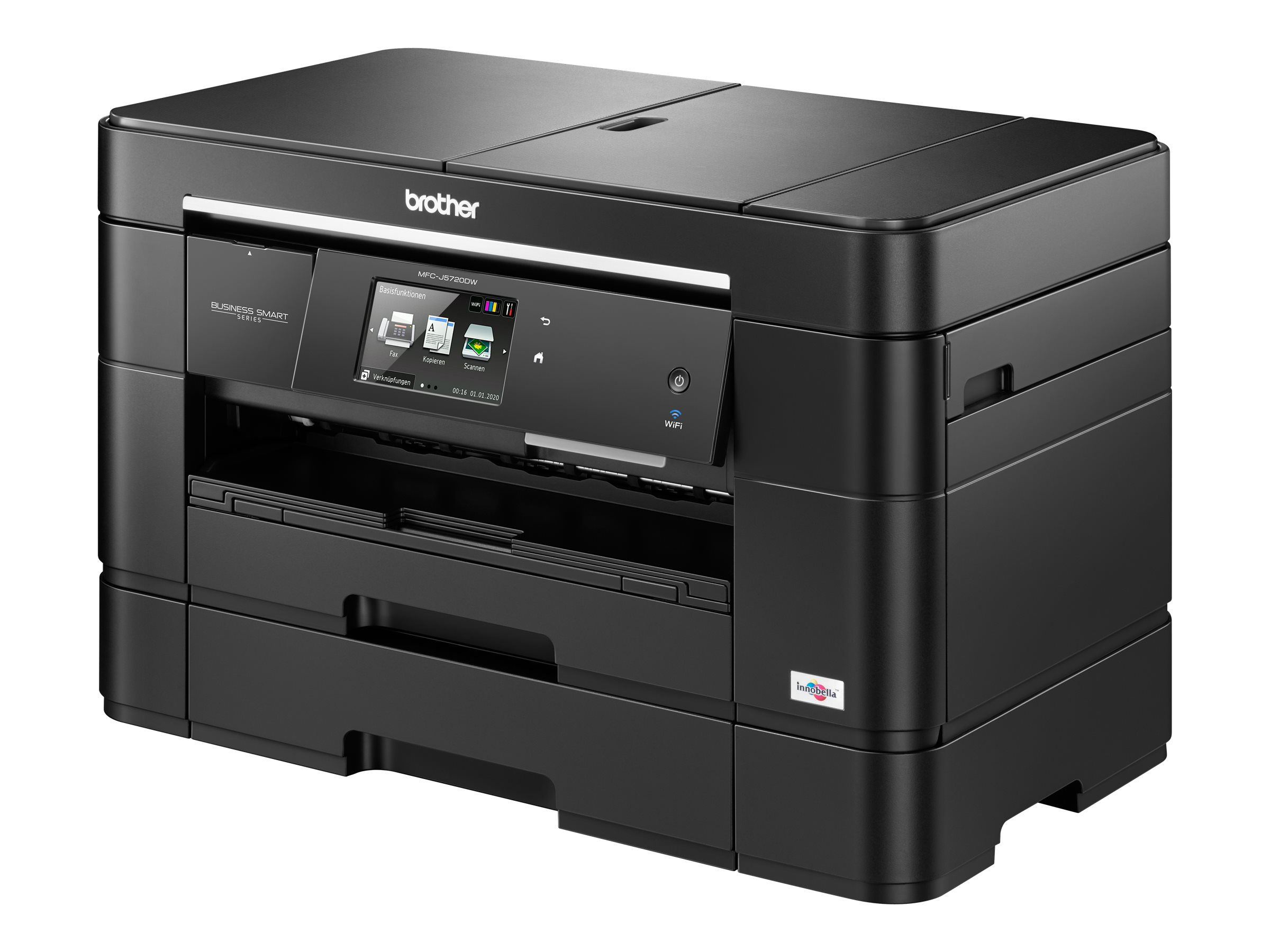 Brother MFC-J5720DW Business Smart Plus Inkjet All-in-One, MFCJ5720DW, 17660671, MultiFunction - Ink-Jet