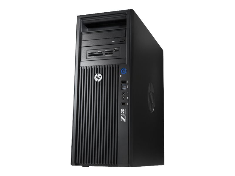 HP Z420 ZC3.6GHz 16G 256GB, K5Y03UC#ABA, 21247168, Workstations