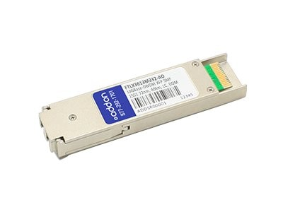 ACP-EP Finisar 10GBase-DWDM 100GHz XFP Transceiver, TAA, FTLX3613M332-AO