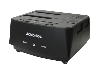 Addonics Mini Hard Drive Duplicator Station, HDMU3, 15307582, Hard Drive Duplicators