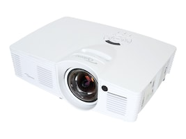 Optoma GT1080 HD DLP 3D Projector, 2800 Lumens, White, GT1080, 17661315, Projectors