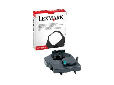 Lexmark Black High Yield Re-Inking Ribbon for Forms Printer 2480, 2481, 2490, 2491, 2580, 2581, 2590 & 2591, 3070169