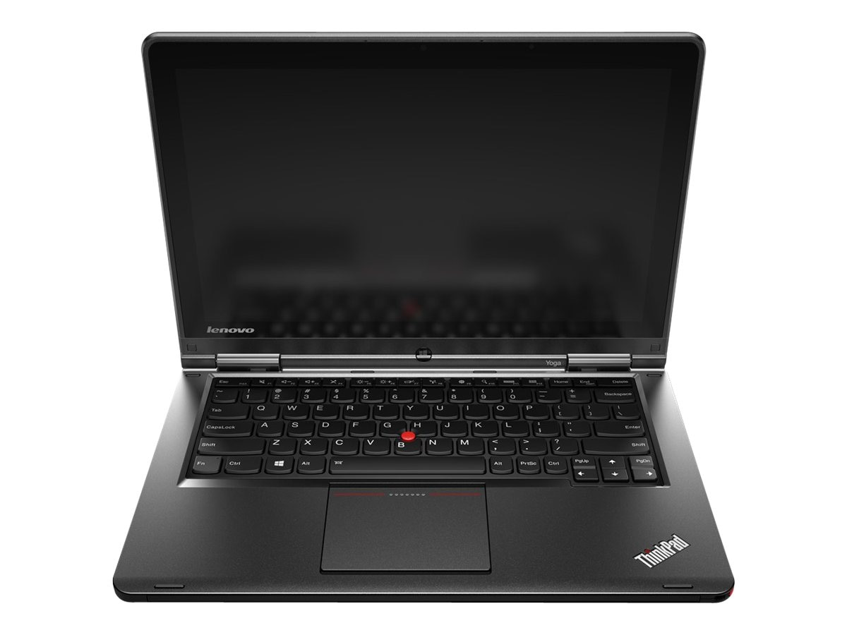 Lenovo ThinkPad S1 Yoga Core i5-4300U 1.9GHz 4GB 500GB+16GB ac BT WC Pen 8C 12.5 FHD AG W8.1P64, 20C0004WUS, 16812695, Notebooks - Convertible