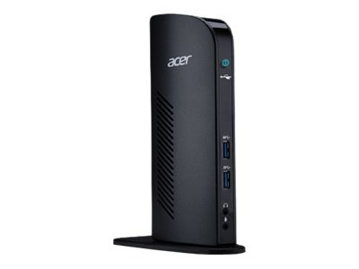 Acer Universal USB 3.0 Docking Station, NP.DCK11.003, 15100426, Docking Stations & Port Replicators