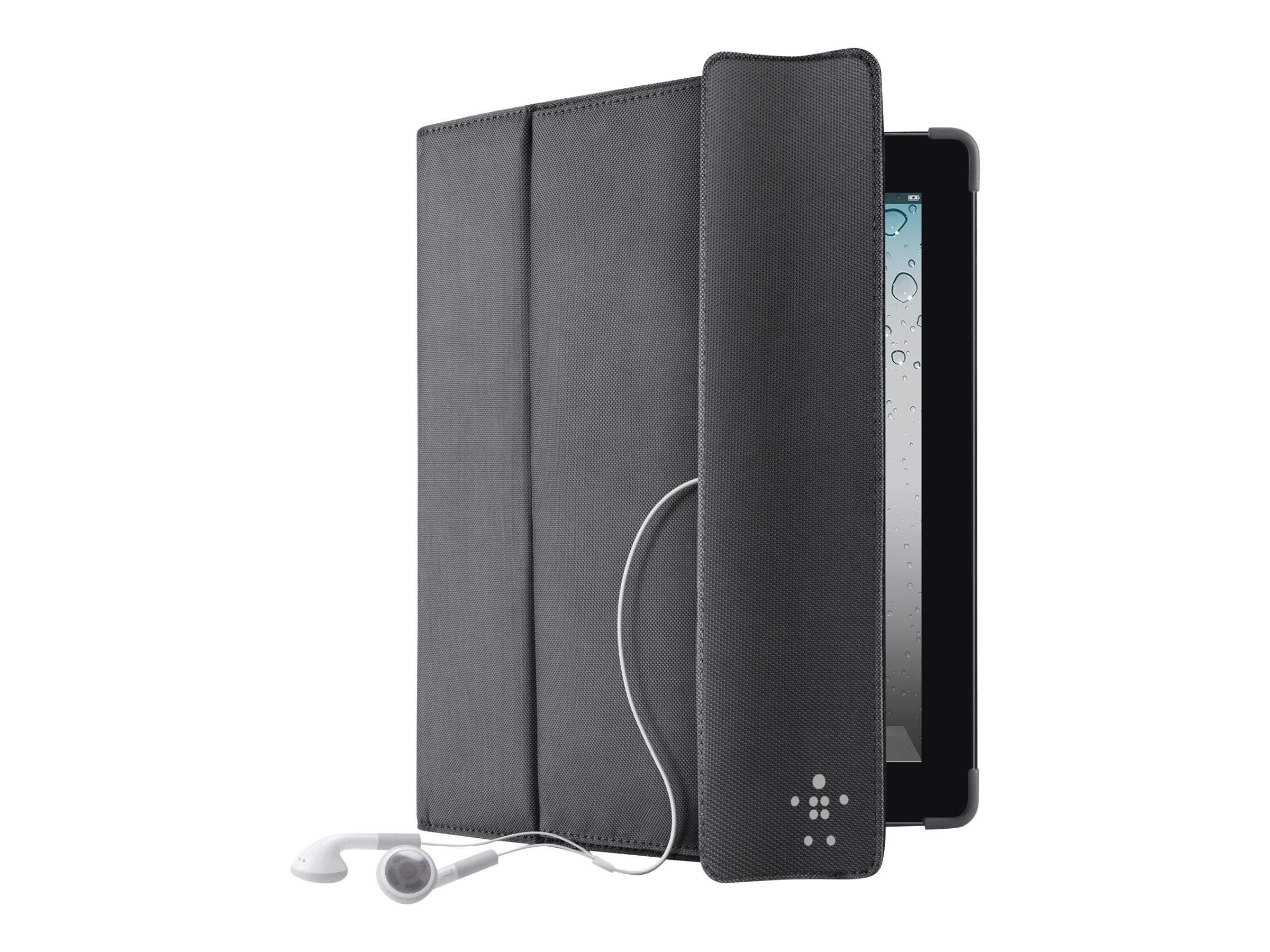 Belkin Pro Storage Folio w  Screen Protector, B2A001-C00, 14679683, Carrying Cases - Tablets & eReaders