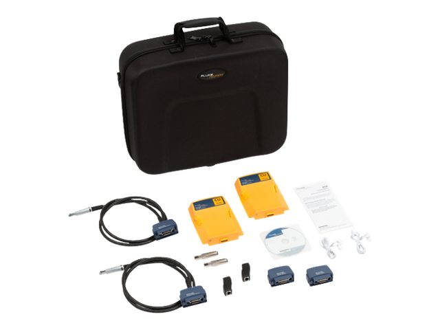Fluke DSX-ADD 1GHZ DSX Cable Analyzer Modules Add On Kit, DSX-ADD
