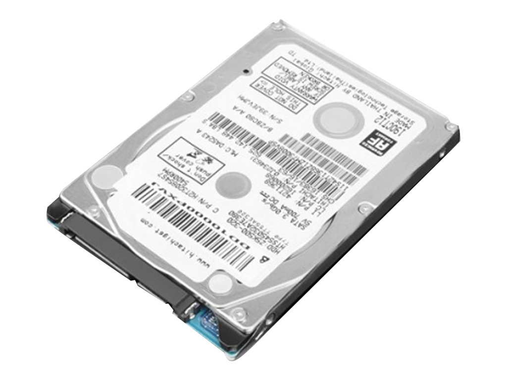 Lenovo 500GB ThinkPad SATA 6Gb s 7200 RPM 7mm Internal Hard Drive, 0B47322, 16051814, Hard Drives - Internal