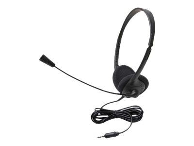 Califone Lightweight Personal Headsets (10-pack), 3065AVT-10L, 31472748, Headphones