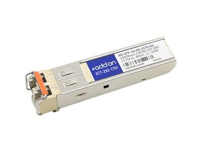 ACP-EP 1000Base-CWDM SFP SMF F Arista 80KM 1570NM