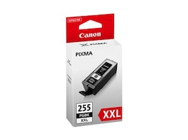 Canon Pigment Black PGI-255 XXL Ink Tank, 8050B001, 15496740, Ink Cartridges & Ink Refill Kits