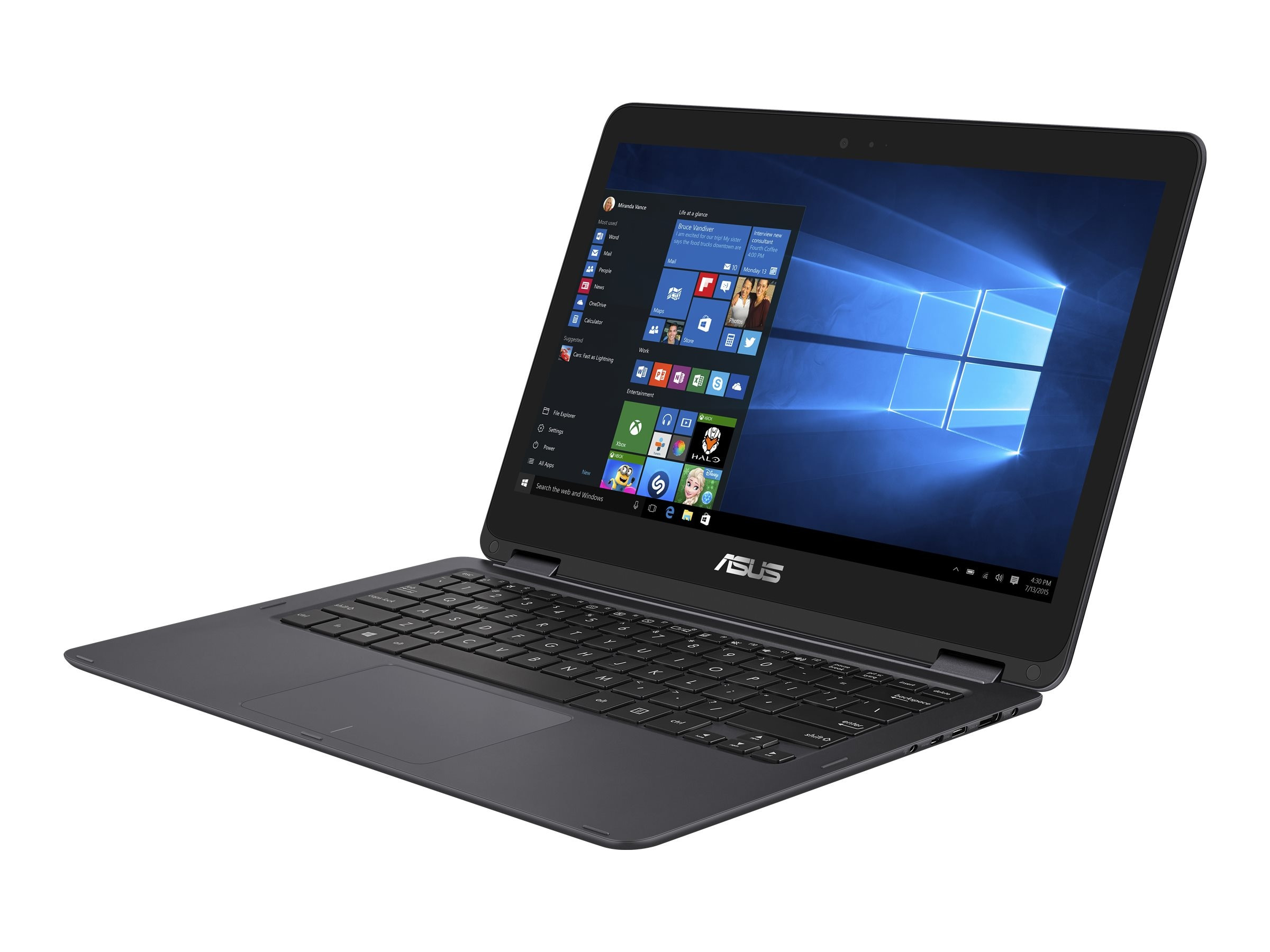 Asus Notebook PC Core m3-6Y30 8GB 512GB 13.3 W10
