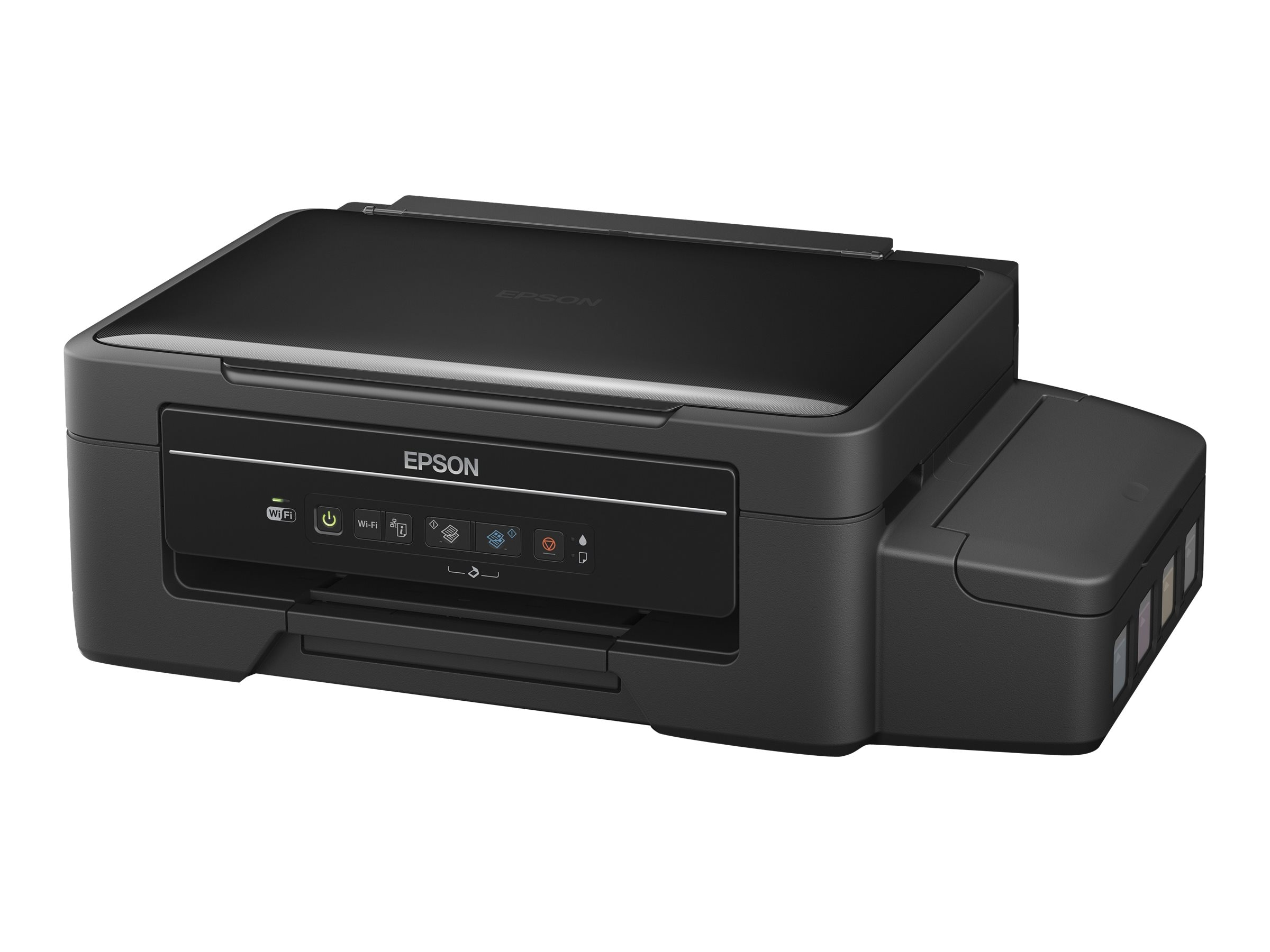 Epson Expression ET-2550 EcoTank All-in-One Printer, C11CE91201, 30180962, MultiFunction - Ink-Jet