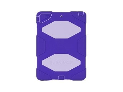 Griffin Survivor Rugged case for iPad Air Purple