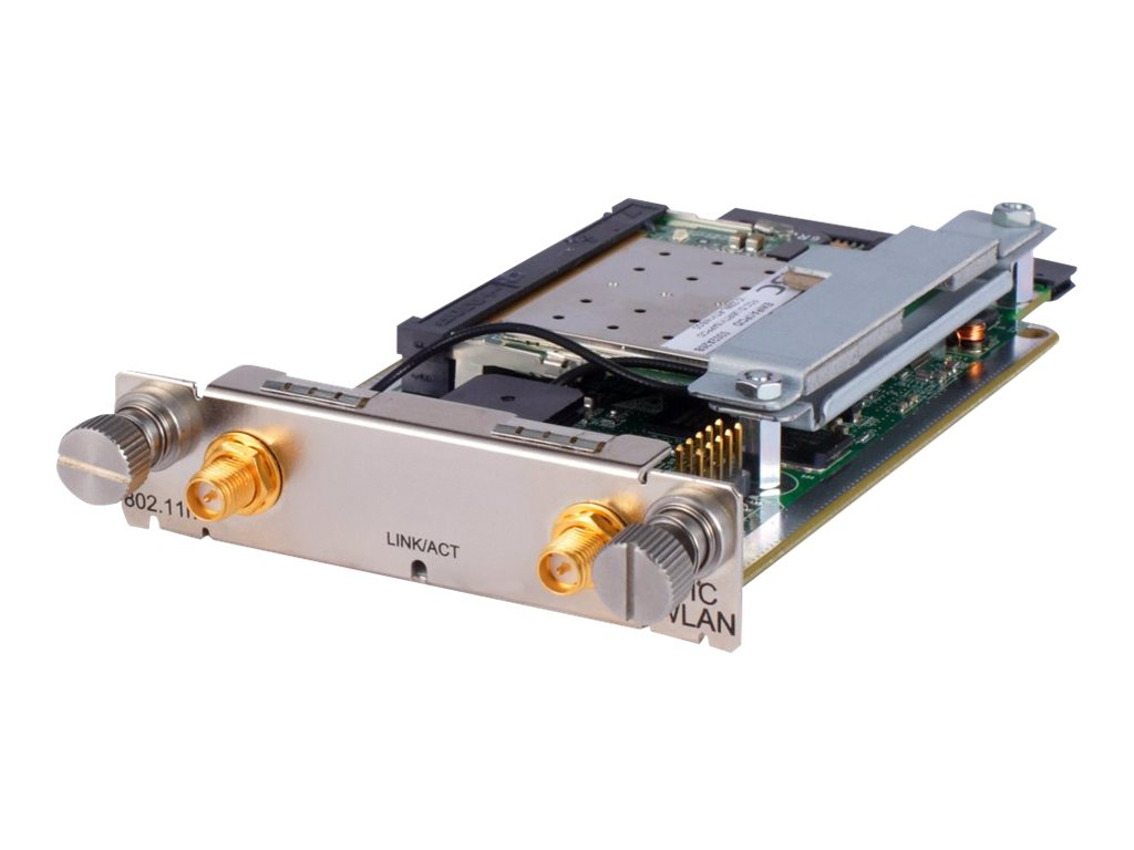 HPE MSR 802.11B G N Wireless AP SIC Module (NA), JG211A, 13257681, Network Device Modules & Accessories