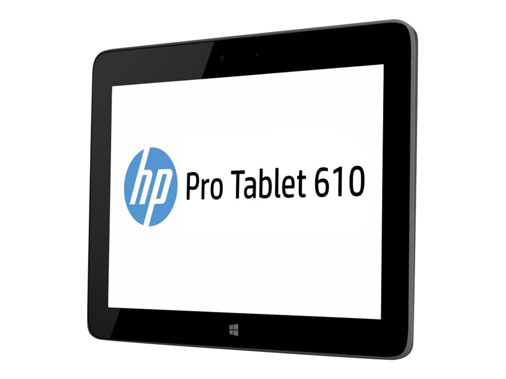 HP Smart Buy Pro Tablet 610 G1 1.46GHz processor Windows 8.1, G4T46UT#ABA, 17271085, Tablets